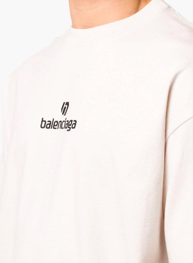 Balenciaga Tech Logo T-Shirt