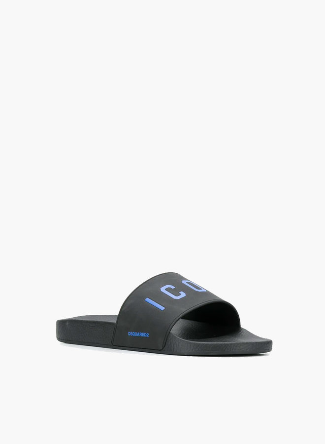 Dsquared2 Blue ICON Slide