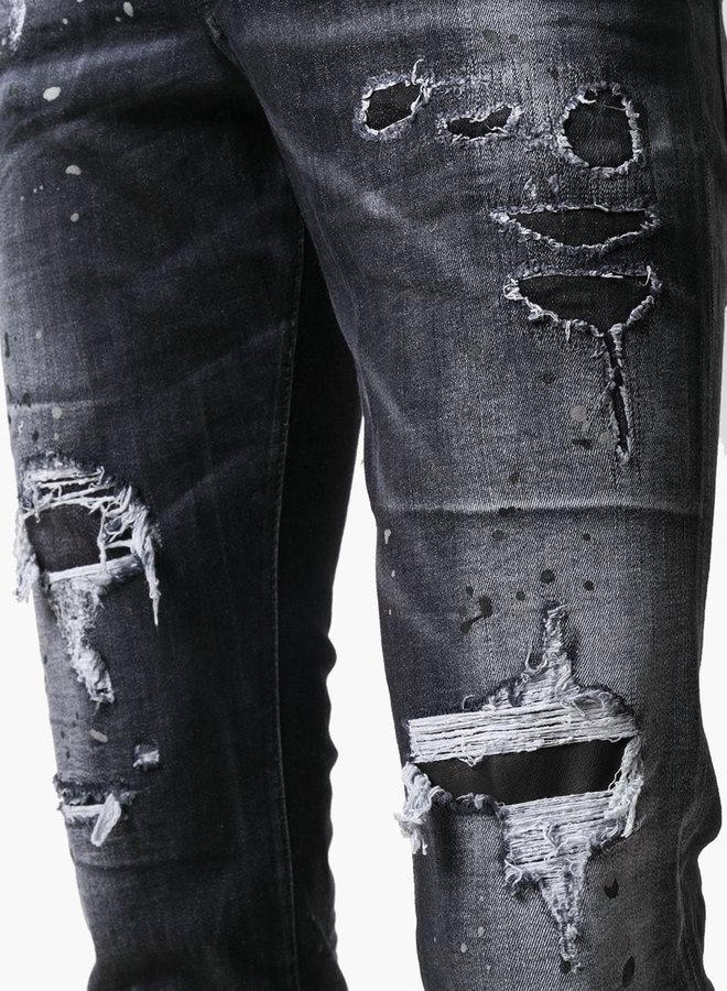 Dsquared2 Big Logo Back Pockets Cool Guy Jeans