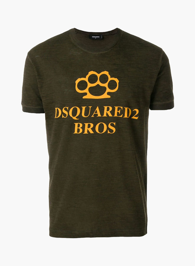 Dsquared2 Knuckle Duster T-Shirt