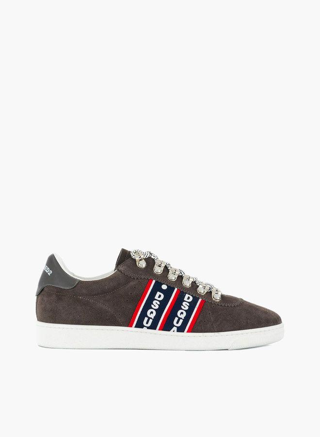 Dsquared2 Side Stripe Logo Sneaker