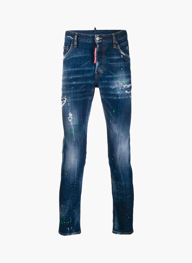 Dsquared2 Destroyd Skater Jeans