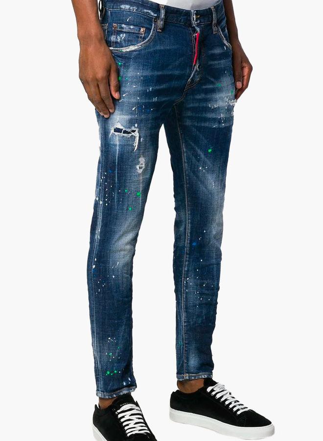 Dsquared2 Destroyed Skater Jeans