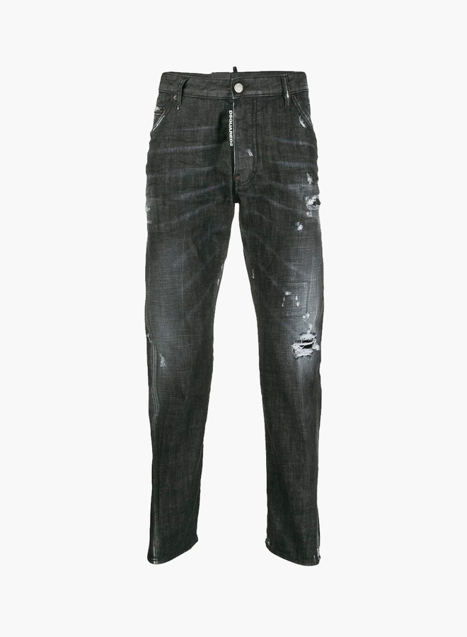 Dsquared2 Destroyed Kenny Twist Jeans