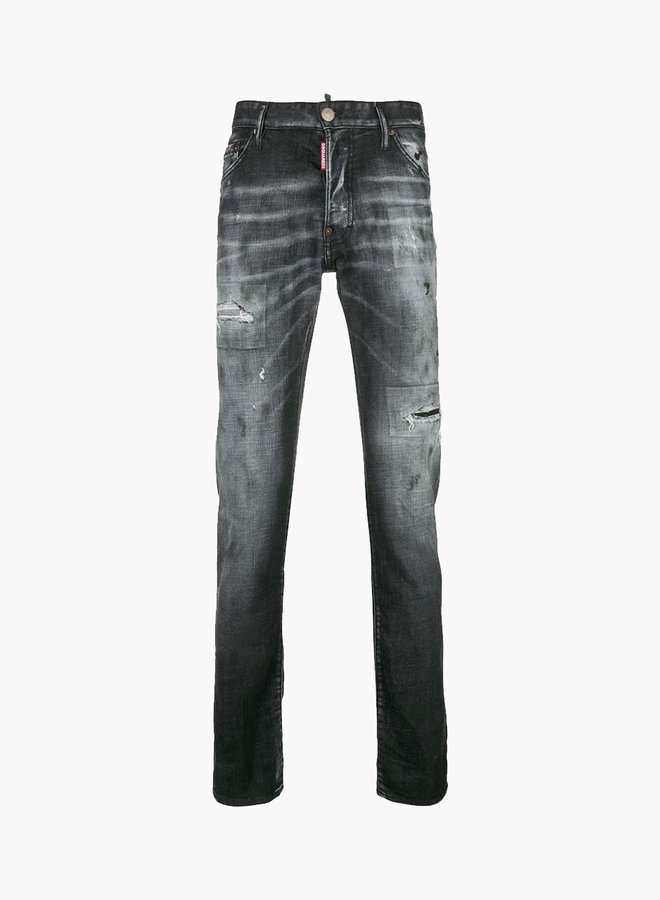 Dsquared2 Destroyed Knee Cool Guy Jeans