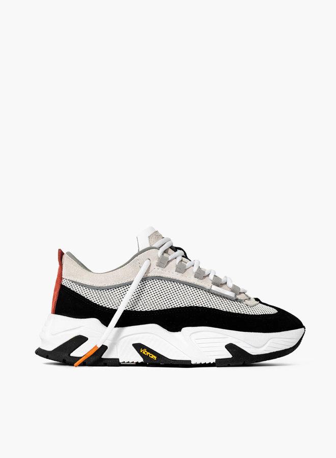 ALLEEN BESCHIKBAAR IN-STORE Bellamad Mortagua Black Sneaker