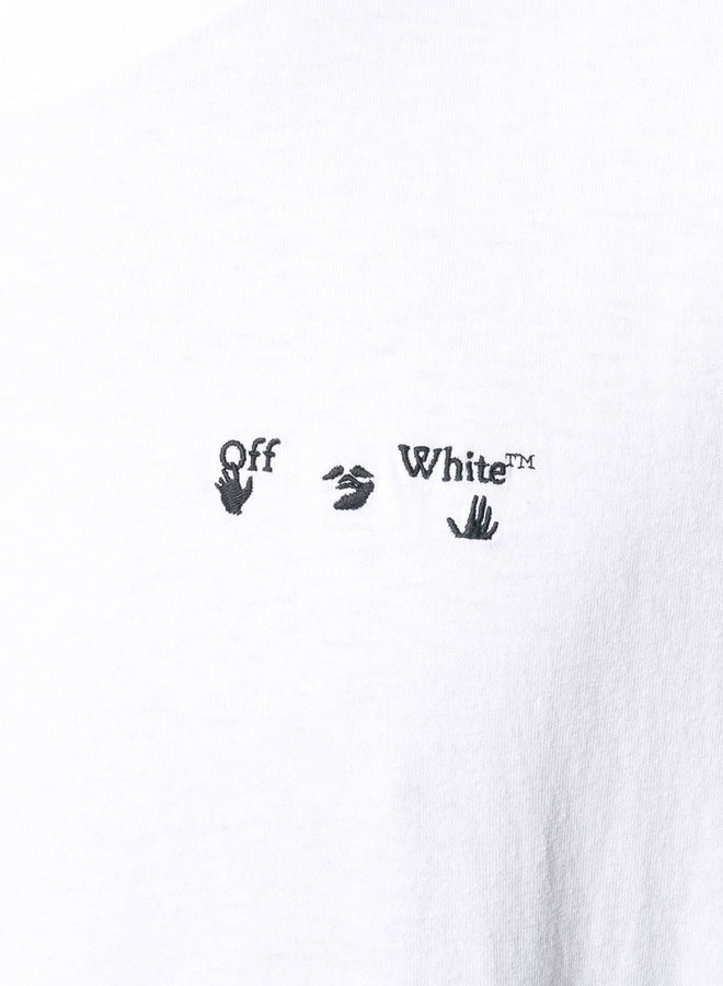 Off-White S/S Slim Fit Hands T-Shirt