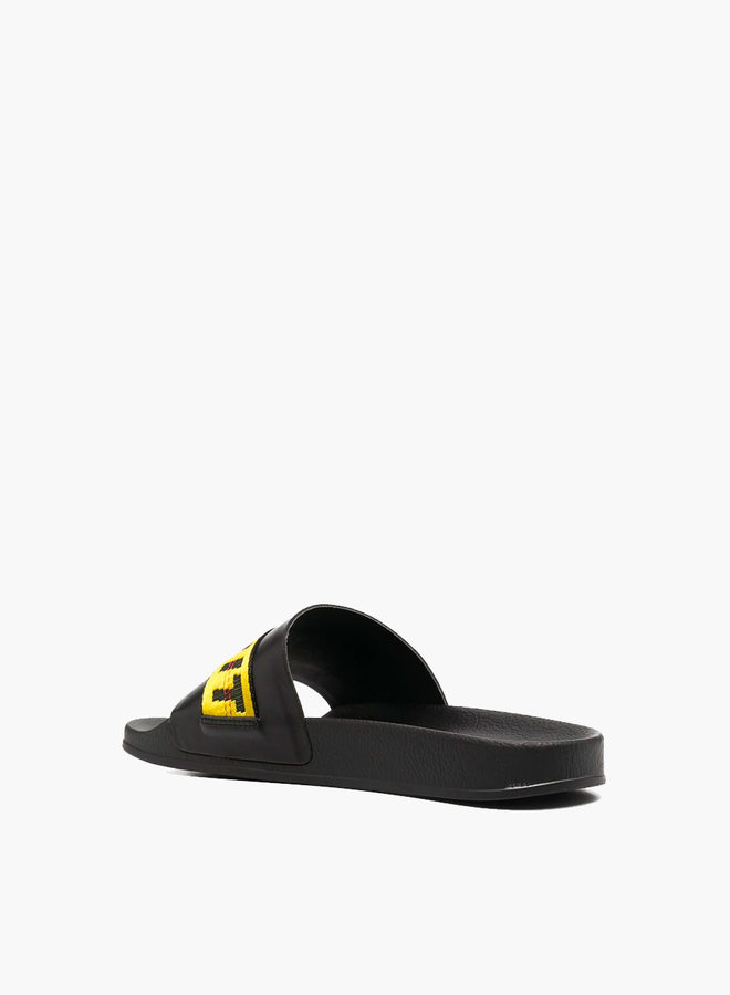 Off-White Industrial Slides