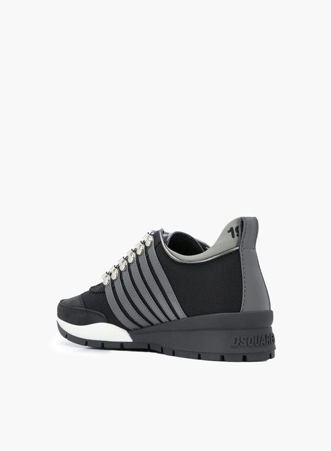 Dsquared2 Metallic Stripe Sneaker
