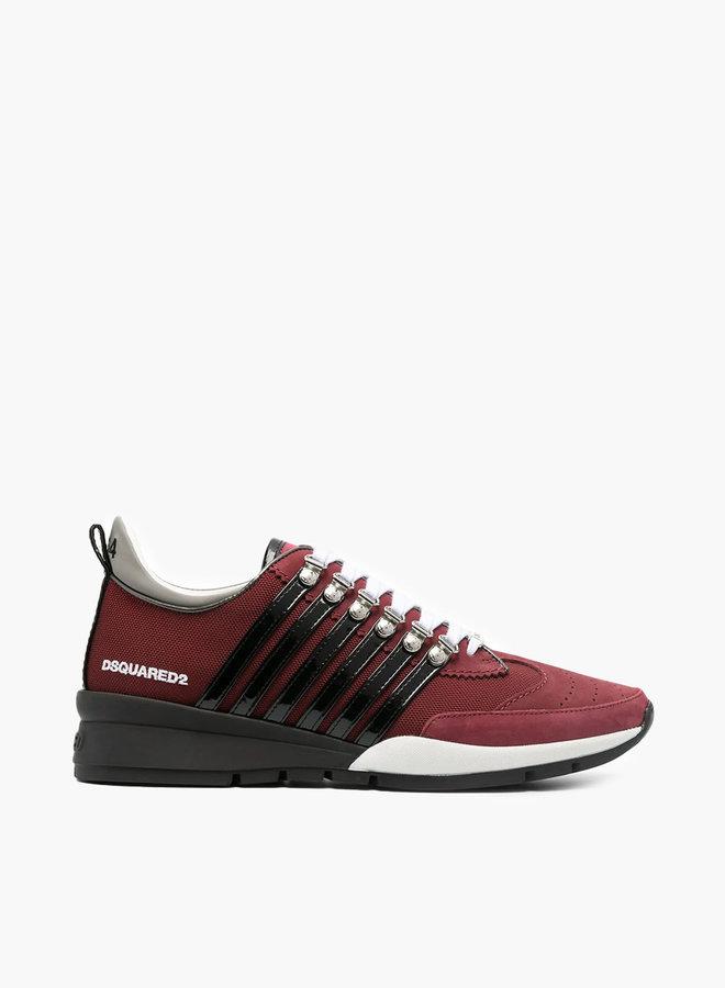 Dsquared2 Black Stripe Sneaker