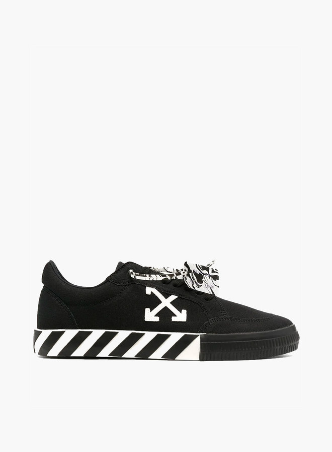 Off-White Vulcanized Canvas Sneakers