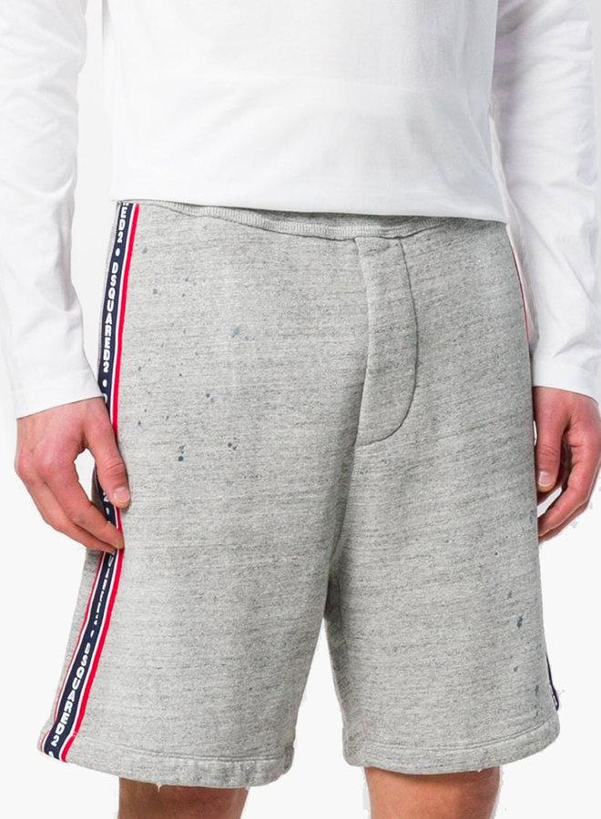 Dsquared2 Side Band Logo Shorts