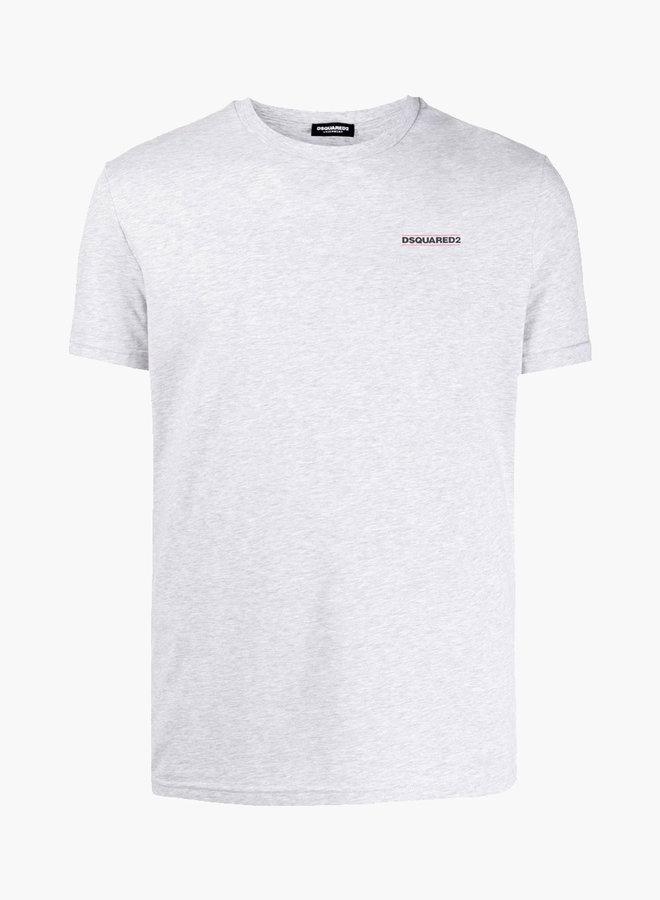 Dsquared2 Black Chest Logo T-shirt