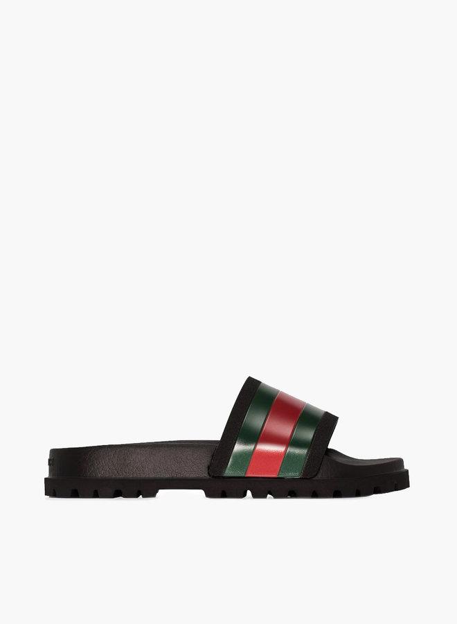 Gucci Web Slide