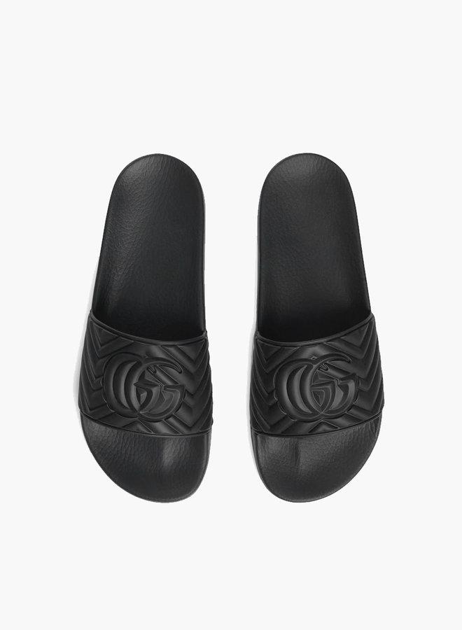 Gucci Matelassé Slide