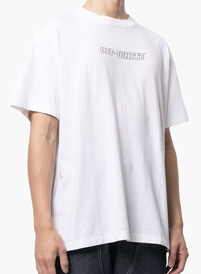 Off-White S/S Oversized Fit Pascal T-Shirt