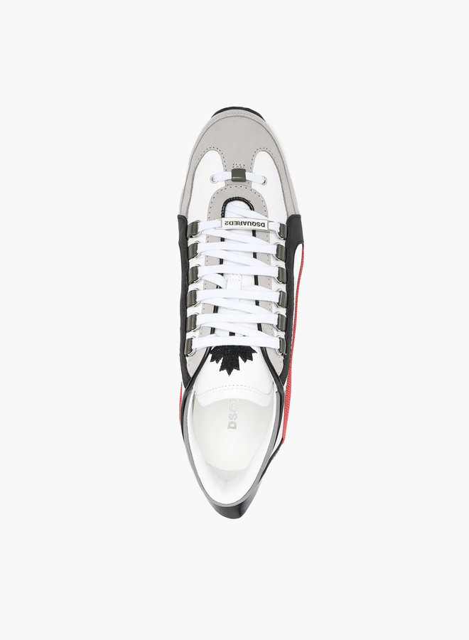 Dsquared2 Red Wave Sneaker
