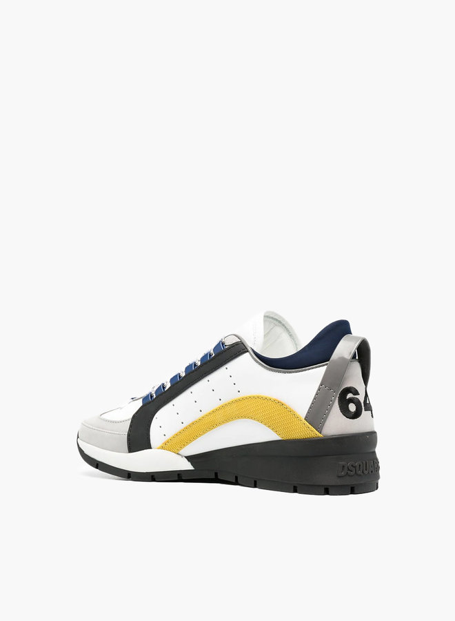 Dsquared2 Yellow Wave Sneaker