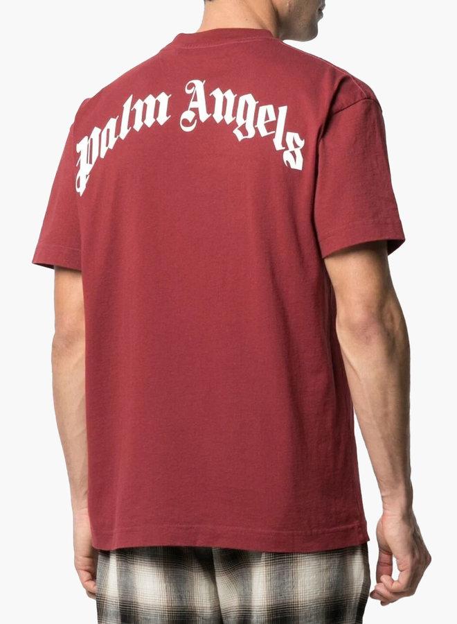 Palm Angels Brown Bear T-Shirt