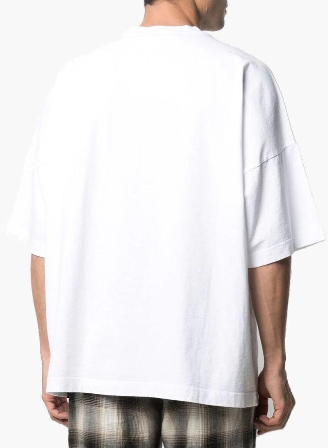 Palm Angels Oversized Pirate Bear T-Shirt
