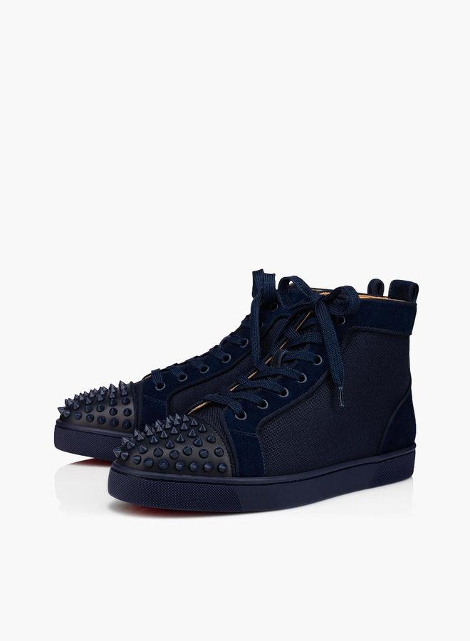 Christian Louboutin Lou Spikes Orlato Sneaker