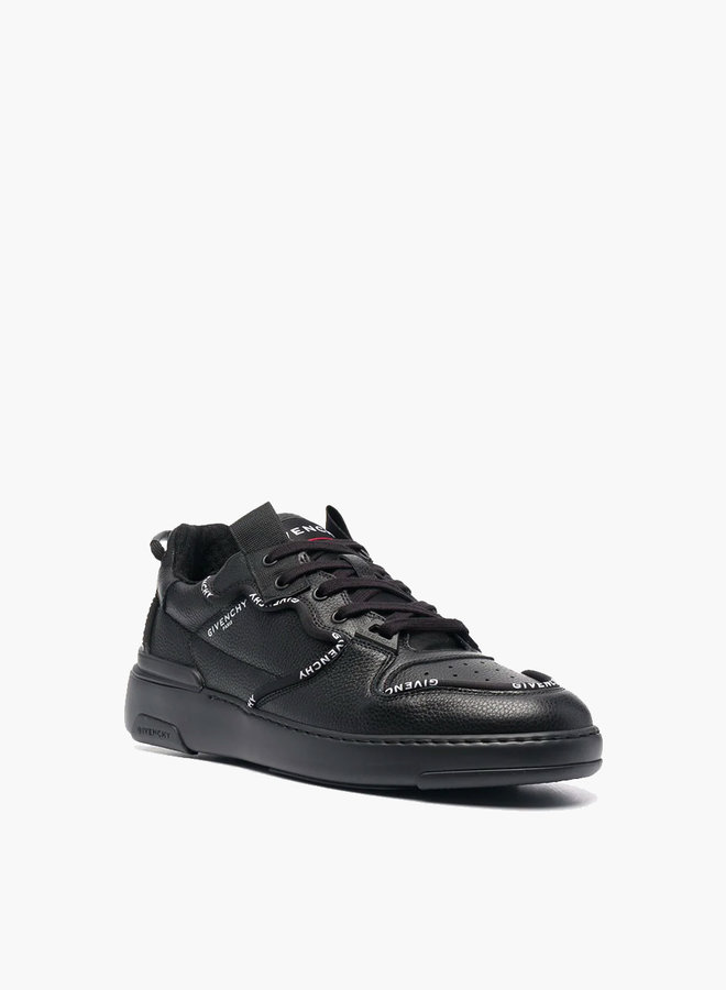 Givenchy Wing Low Full Logo Sneaker