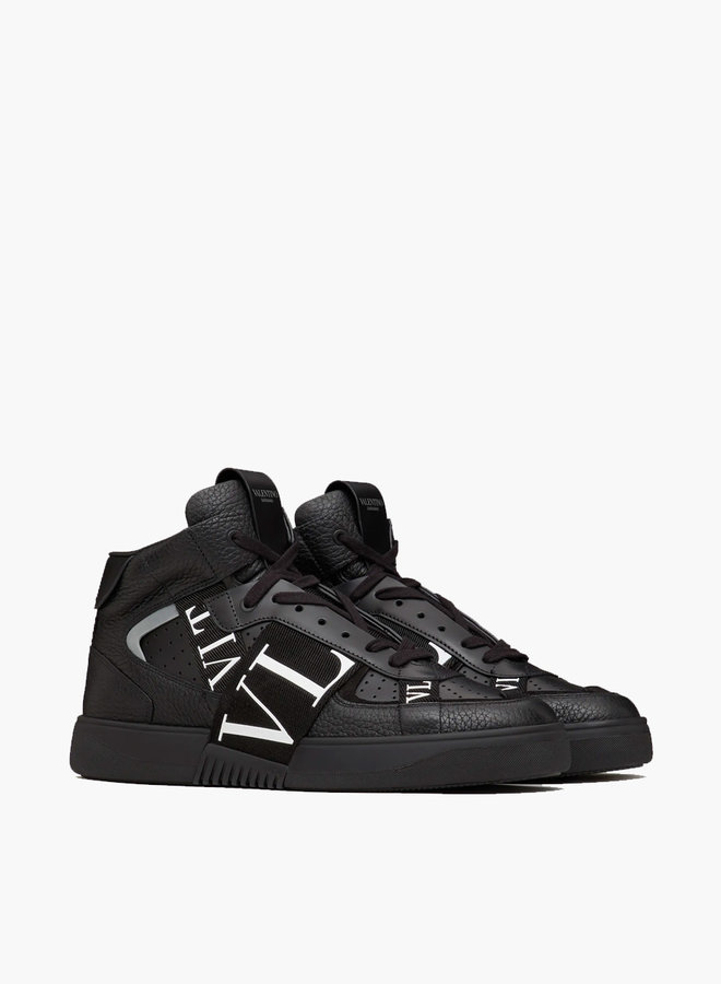 Valentino VL7N Bands High-Top Sneaker