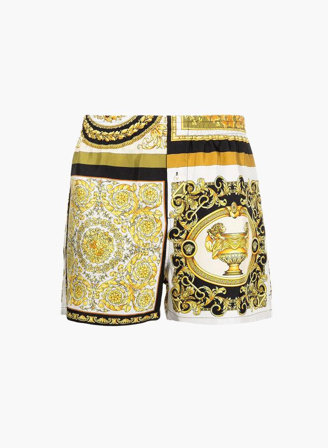 Versace Classic Baroque Pyjama Shorts