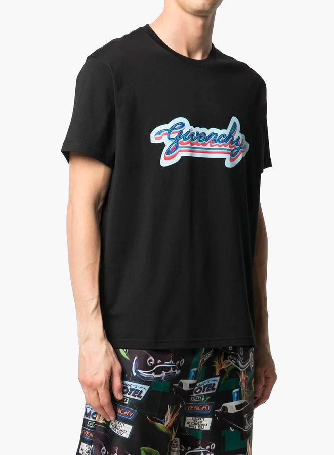 Givenchy Neon Logo T-Shirt