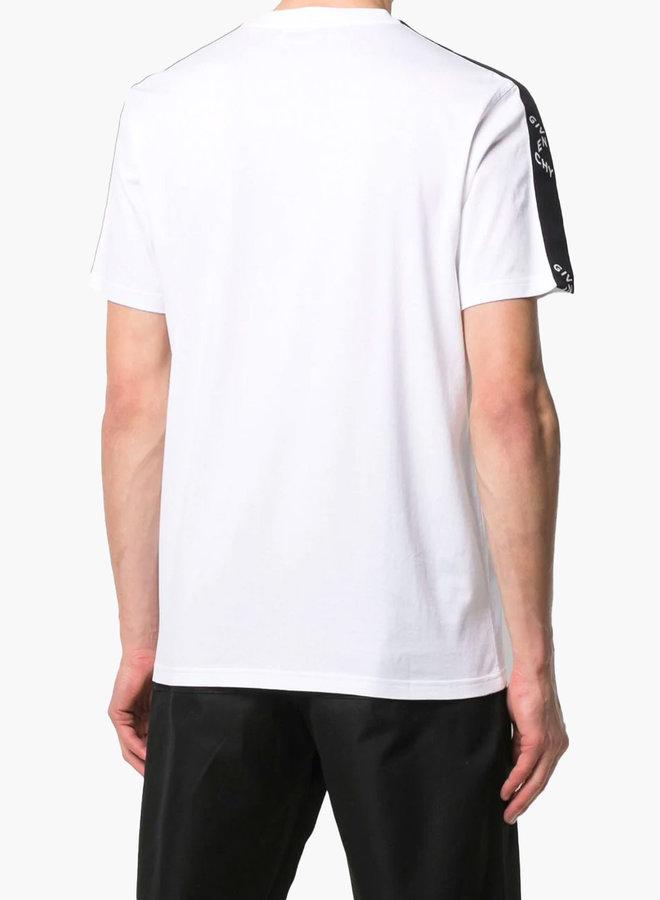 Givenchy Refracted Band T-Shirt