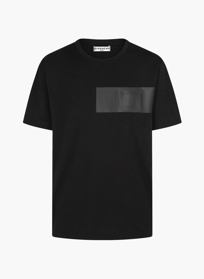 Givenchy Coated Pocket T-Shirt