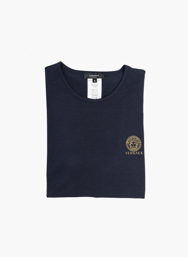 Versace Underwear Medusa Logo T-Shirt