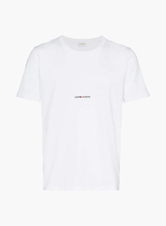Saint Laurent Paris Classic Logo T-Shirt