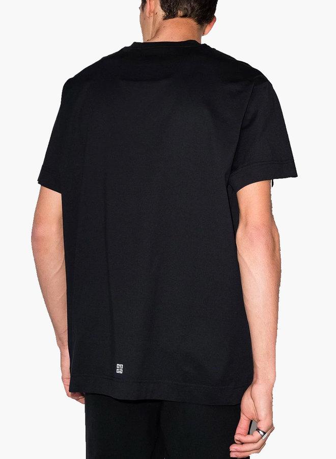 Givenchy Trompe-l'oeil Effect Logo T-Shirt