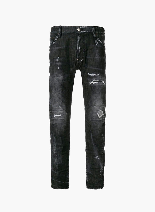 Dsquared2 Destroyed Skater ICON Jeans