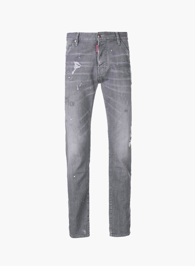 Dsquared2 DSQ2 Maple + Scratch Cool Guy Jeans