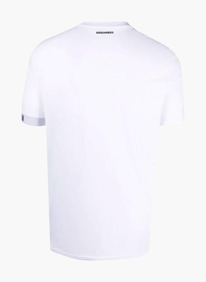 Dsquared2 Underwear ICON Trim Monotone T-Shirt