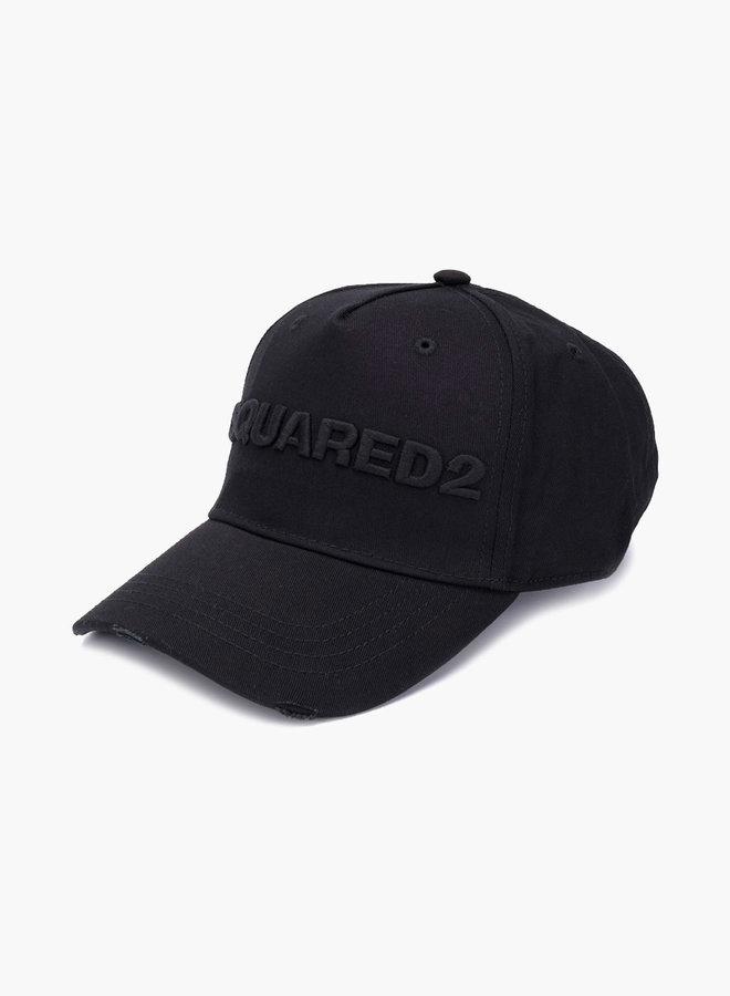 Dsquared2 Black Logo Cap