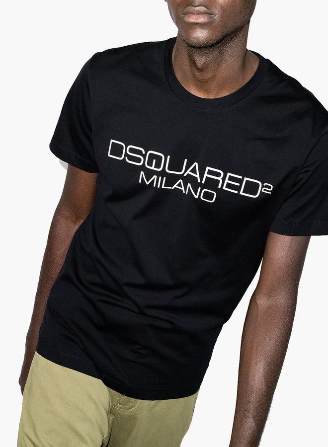 Dsquared2 Old School Logo T-Shirt