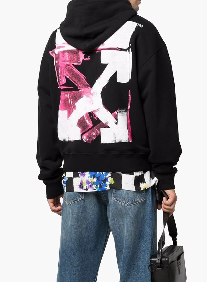 Off-White Acrylic Arrows Hoodie