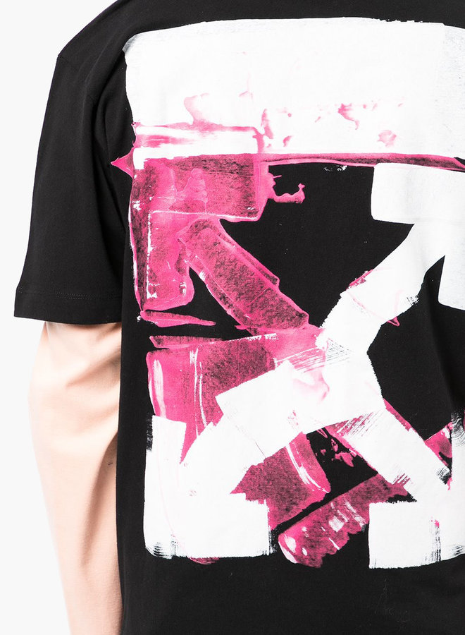 Off-White Acrylic Arrows S/S Slim T-Shirt