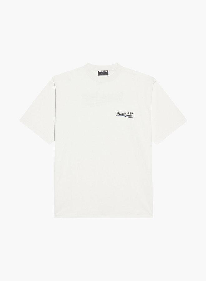 Balenciaga Campaign Large Fit T-Shirt