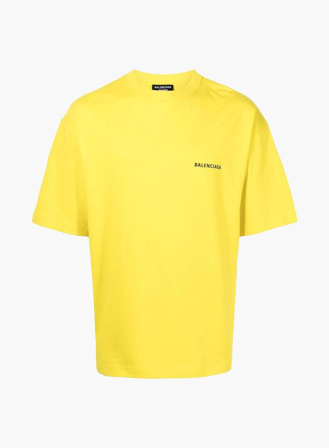Balenciaga Vintage Jersey T-Shirt