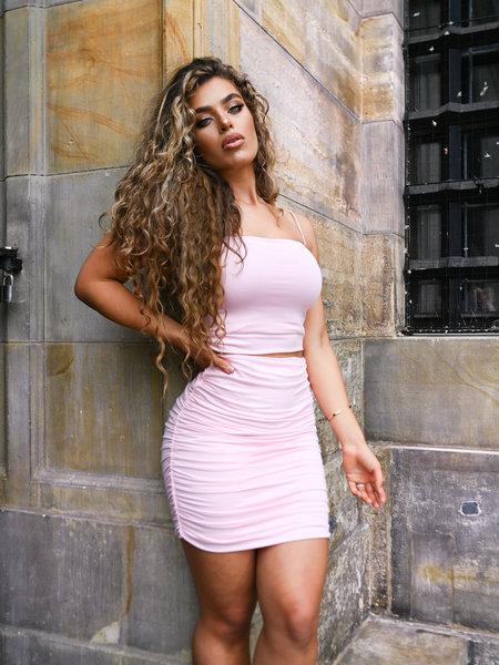 Jessy Two Piece Pink