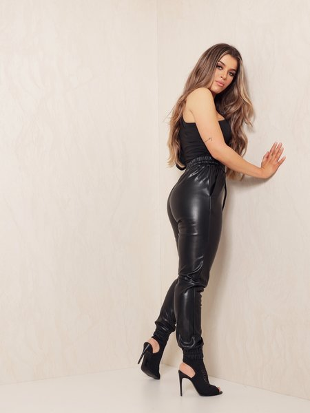 UNIQUE THE LABEL Elle Pants Black
