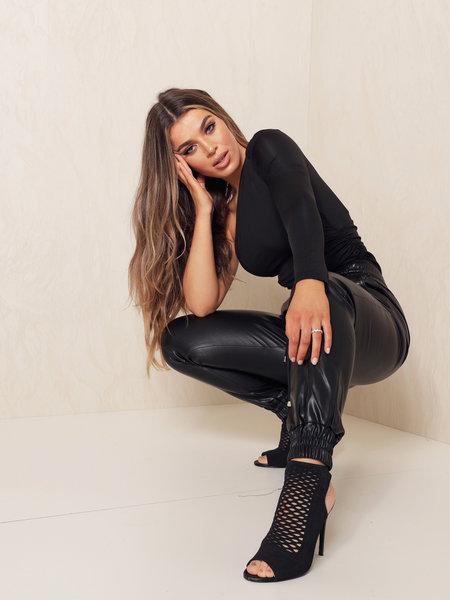 Elle Pants Black