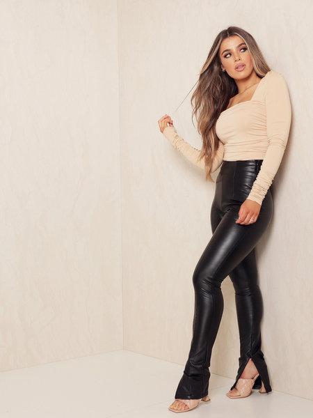 UNIQUE THE LABEL Kendall Leather Pants