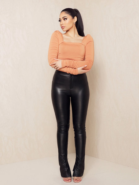 Lynn Bodysuit Copper