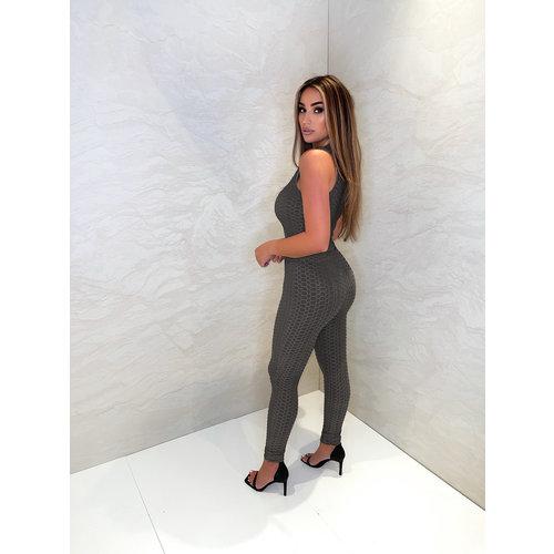 UNIQUE THE LABEL Olivia Legging - Dark Grey