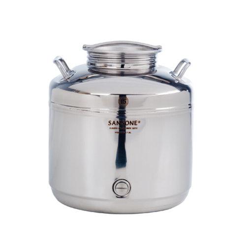 Sansone Réservoir de robinet avec robinet 15L